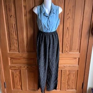 Vintage Tradition Flowy Pants